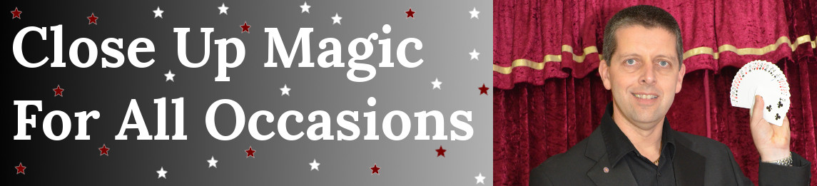 Close Up Magic & Entertainment From The Magic Zone | Mark Traversoni