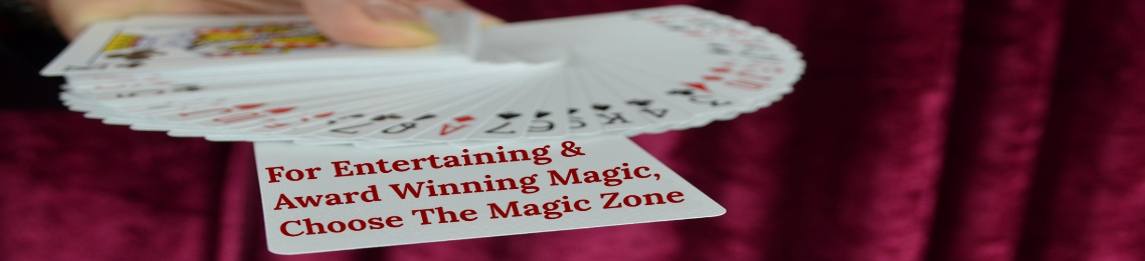 The Magic Zone | Mark Traversoni