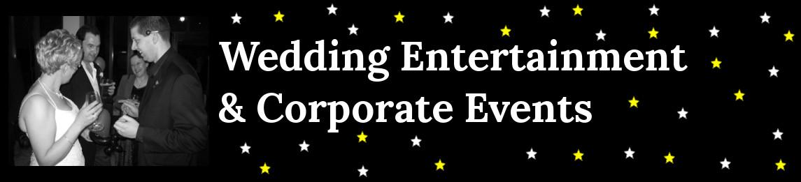 Wedding & Corporate Entertainment From The Magic Zone | Mark Traversoni